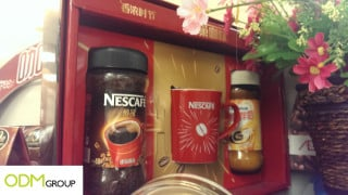 Nescafe promotional package