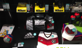 Nikon & Adidas celebrate the FIFA World Cup with promogifts