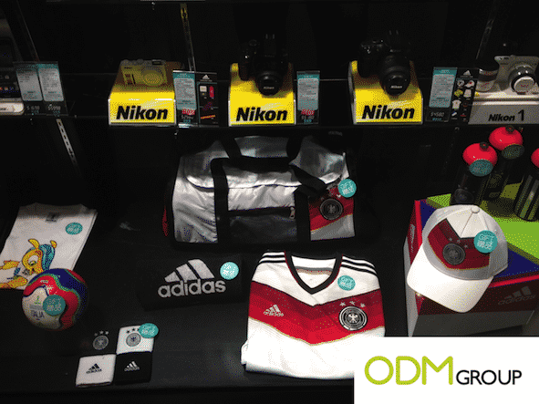 Nikon & Adidas celebrate the FIFA World Cup with promo gifts