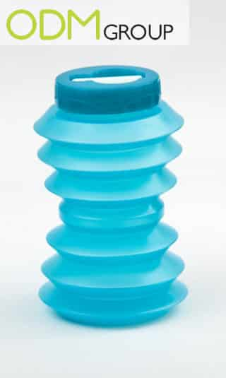 Collapsible Promo Water Bottle