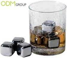 Drinks Promo - Whisky Ice Cubes