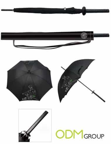 The latest trends in Marketing Umbrellas