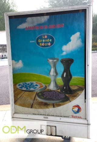 gas station promo france