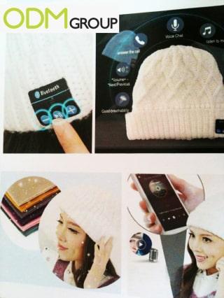 ODM Bluetooth Hat