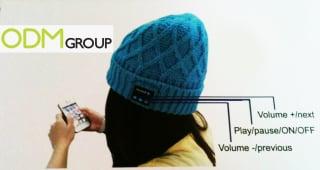 ODM Bluetooth Music Hat