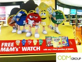 M&M Chocolate-ODM
