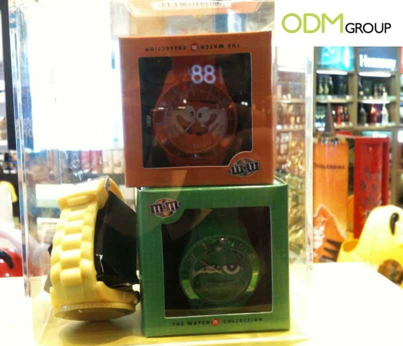 M&M Chocolate-ODM Promotions