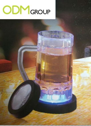 ODM LED Coaster