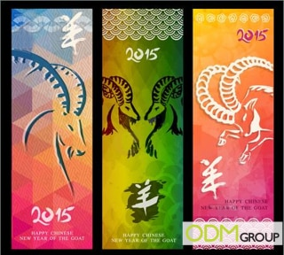 Chinese New Year dates 2015 - Year of the Goat