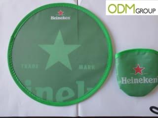 How do you manufacture promotional nylon frizbees?