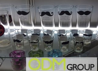 Great Promotional Idea - Customized Premium Glasses