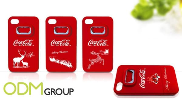 Promotional gift idea: Customized phone cover opener