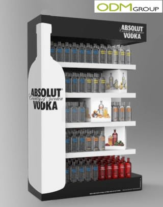 Custom POP Displays by Top WorldWide Brands