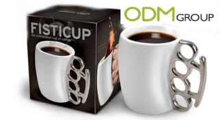 Promotional Knuckle Duster Mugs