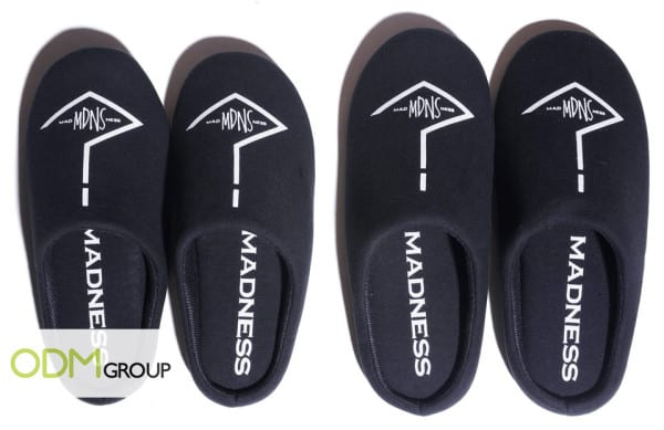 Covermount Gifts - MADNESS slippers