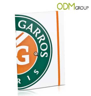 Branded Stationery for the French Open 2015