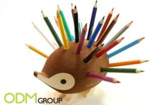 Custom Pen Holders as Giveaways