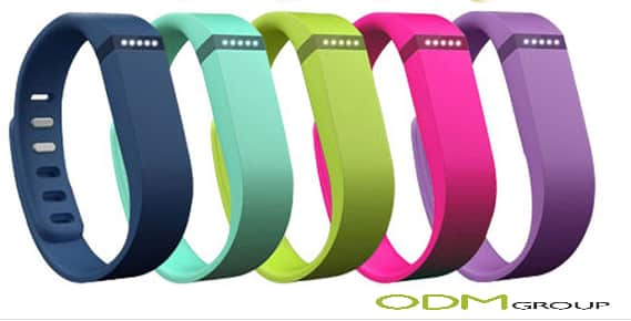 Promotional fitbits to raise your brand awareness