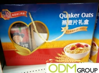 On pack promo China: Customized ceramic bowl