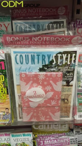 CountryStyle Magazine Promo Gift for Market Activation