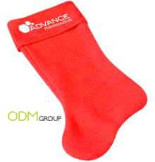 Branded Christmas Stockings