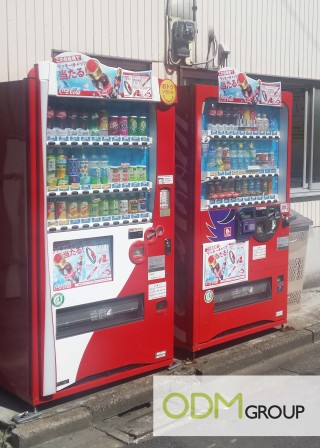 Japan On Pack Promotion by Coca Cola