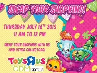 Toys R Us Canada Road Show Tour Event: FREE Toy Giveaway