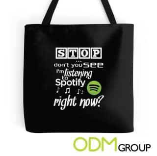 Spotify's free promotional giveaway