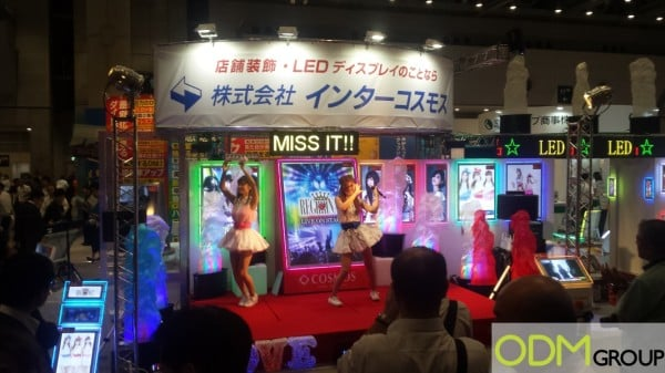 Marketing in Japan - Trade Show Report