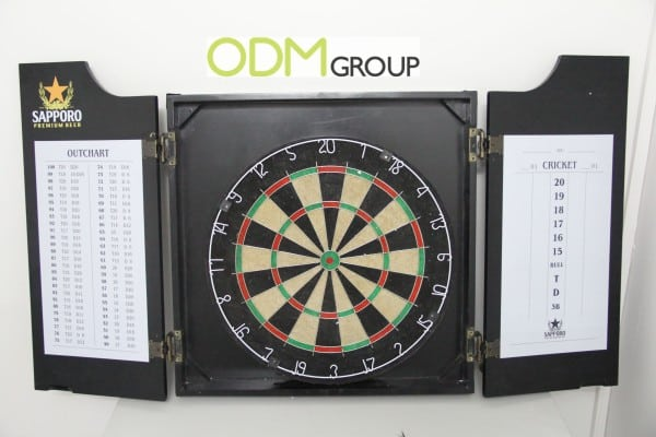 Increase your Brand Recognition with Branded Dart Boards