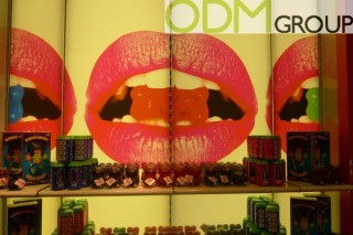 In Store Display: Brand Candy Displays