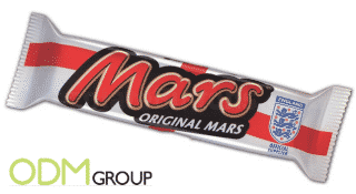 MARS gives away 1m footballs in on pack promotion