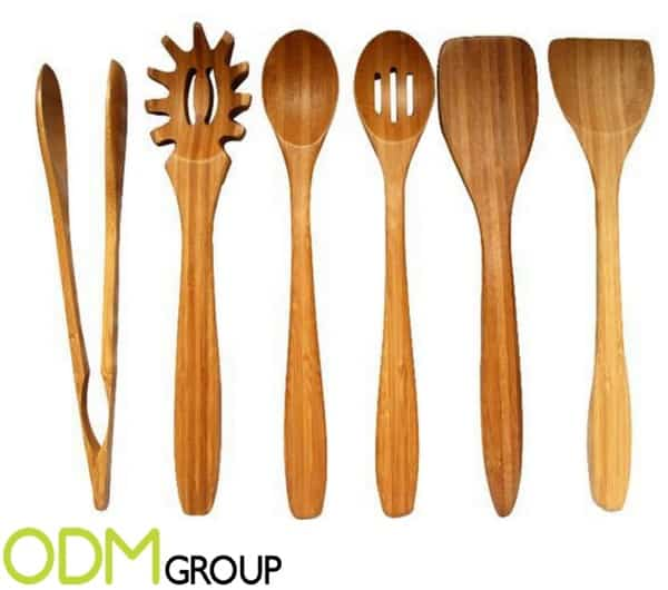 Branded Cooking Utensils As Advertising Products