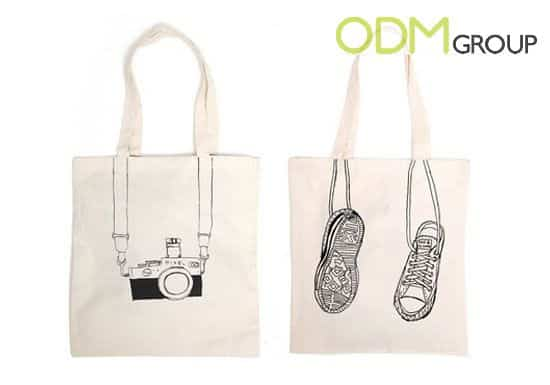 Branded Tote Bags - Great Advertising Product
