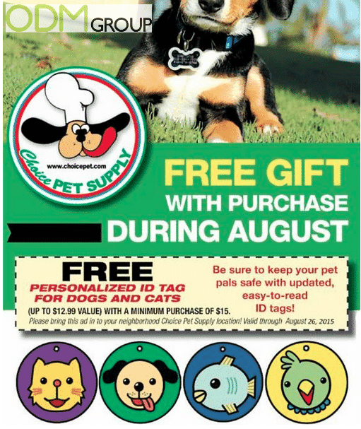 Customized Pet-Tags - Excellent Advertising Products