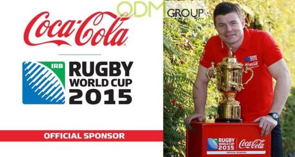 Coca Cola On-Pack Promotion for Rugby World Cup 2015
