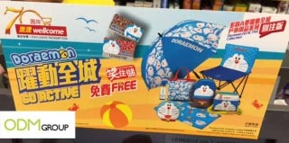 Stamp Collection Promo at Wellcome HK