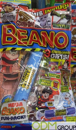 Beano Attracts Consumer's Through Gifts With Purchase