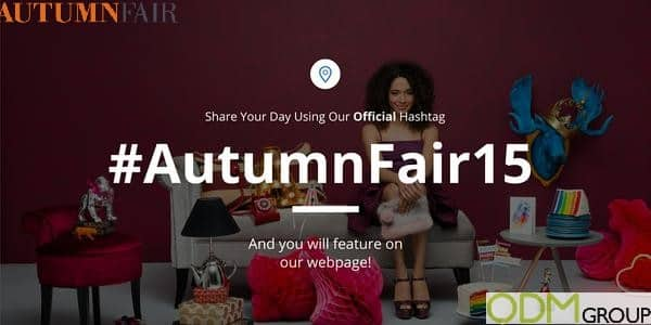 Conference Tracking on Twitter #AutumnFair2015