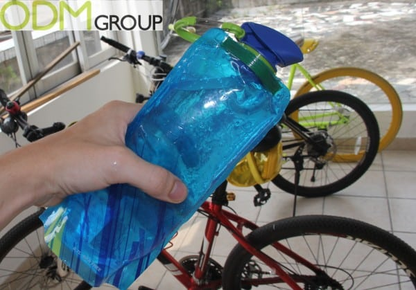 Sports Merchandise - Innovative Collapsible Water Bottle