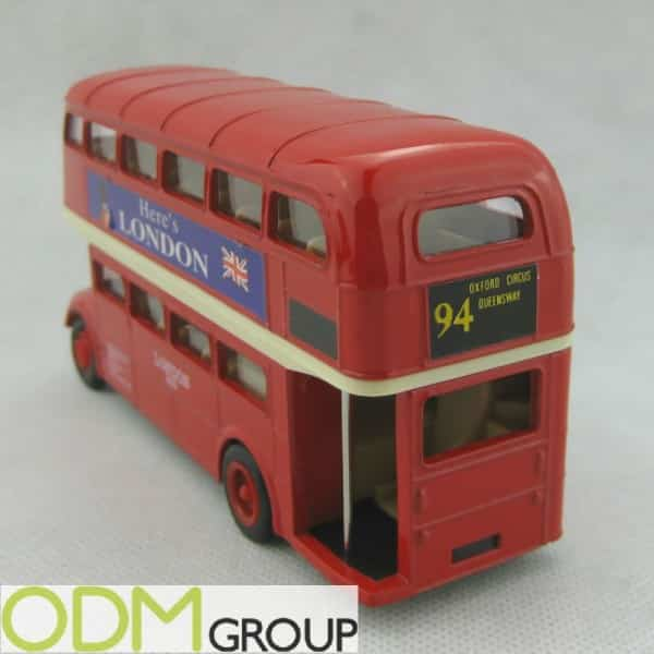 Custom london bus 2
