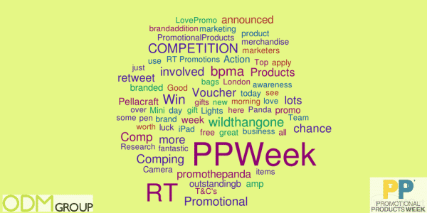 Event tracking on Twitter PPWeek 2015 #ppweek