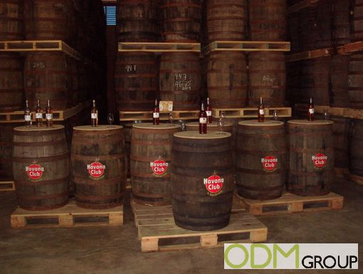 Advertising Product for Drink Companies - Branded Barrels