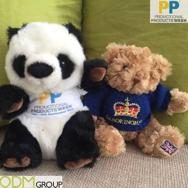 Increase Brand Awareness with Promotional Plush Toys