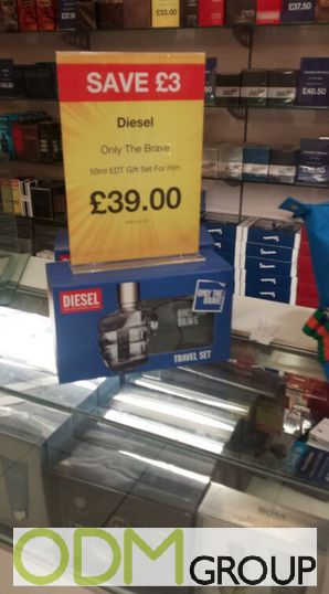 Promotional Gift Set by Diesel