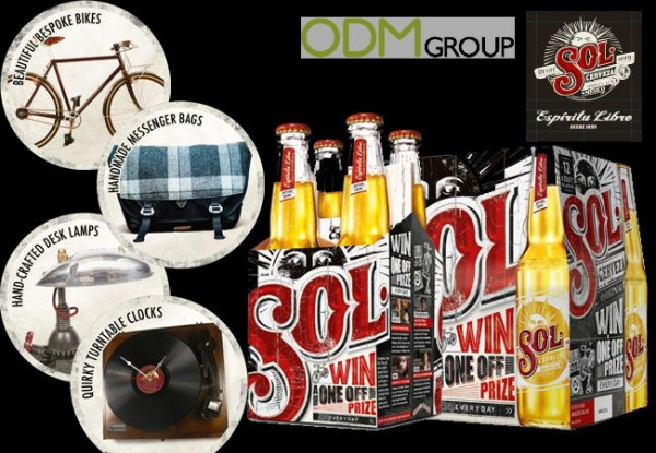 """""""Win a One Off Prize"""" with Sol's In-Store Marketing Campaign"""