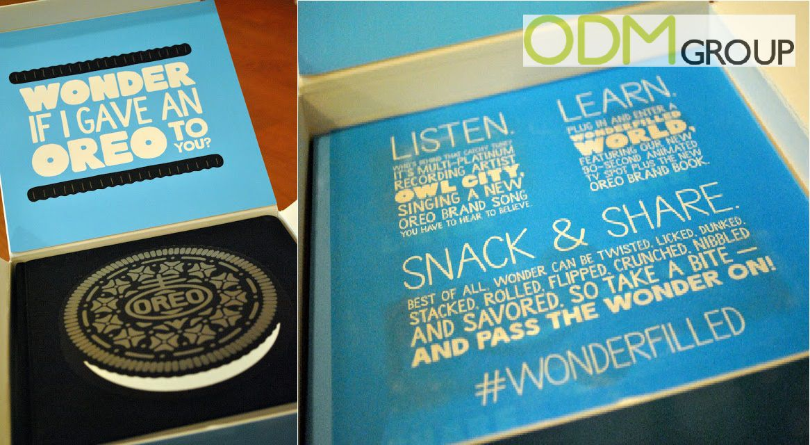 """Wonderfilled"" On Premise Campaign by Oreo"