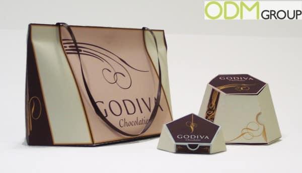 Fantastic Advertising Product: Godiva Bag
