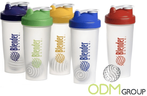 Increase your Brand Awareness with Customized Shakers