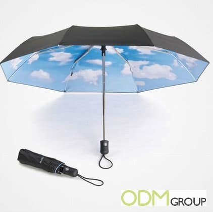 Customized Umbrellas - Great Promotion to Raise Sales